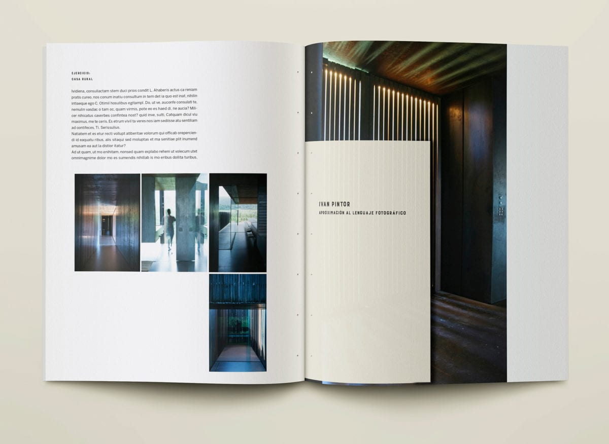 We Are Starting A New Series Of Publications For The Prestigious Firm RCR Arquitectes