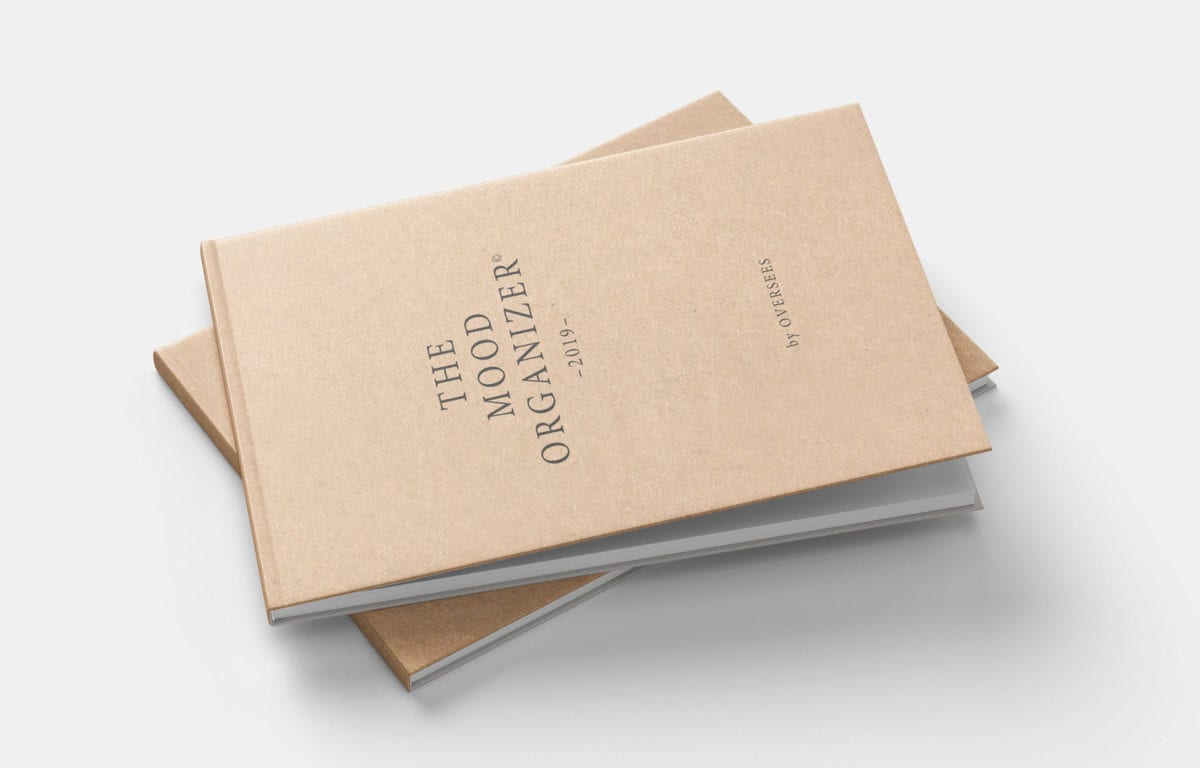 Oversees Is Working On The Reprint Of Its Successful Mood Organizer